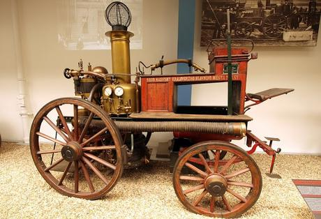 Image: Vintage Steam Fire Engine, by WikimediaImages on Pixabay