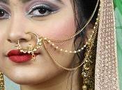 Muslim Wedding Card with Raised Gold Printing