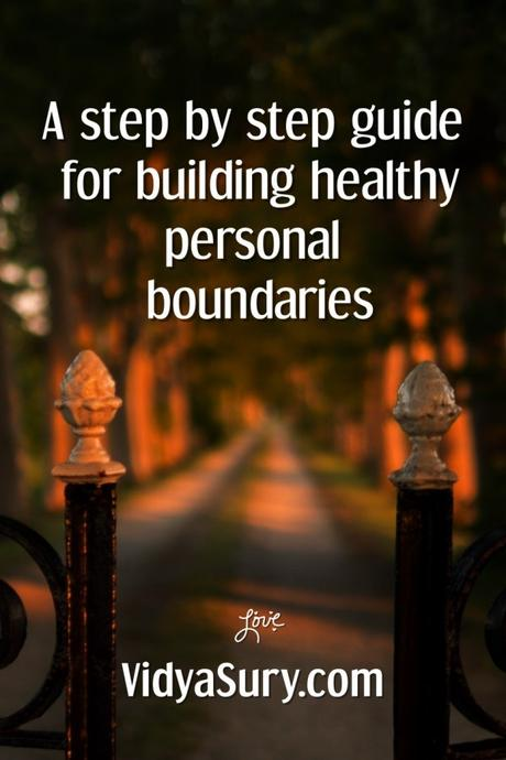 Building Healthy Boundaries – A Step by Step Guide #AtoZChallenge #Selfhelp