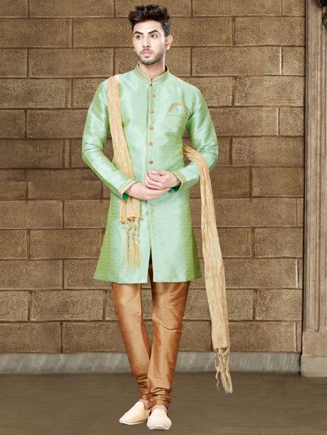 The Royal Sherwani/Achkan