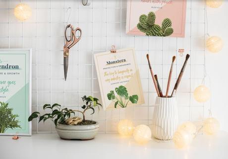 Image: Free plant symbolism printables