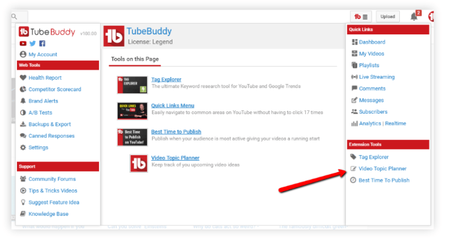 TubeBuddy Review With Discount Coupon 2019: (Hurry Get Upto 20% Off)
