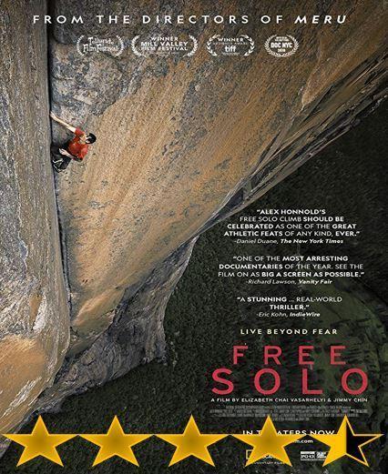 Free Solo (2018)