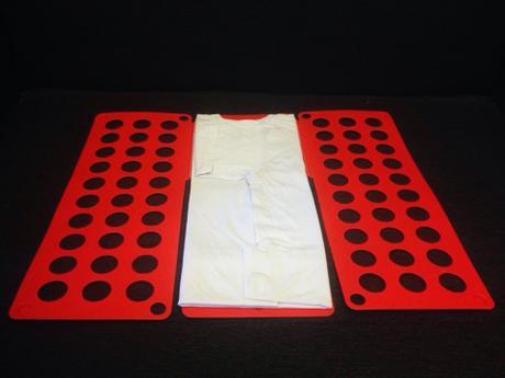 Step 4 - Clothes folder