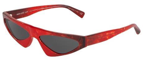 Alain Mikli Sunglasses for Alexandre Vauthier SS19