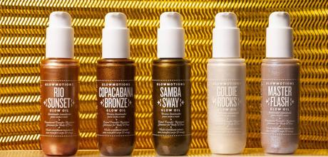 Time To Glow Up: Sol de Janeiro GlowMotions Glow Oils