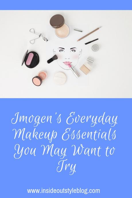 My Everyday Makeup Essentials You Might Want to Try