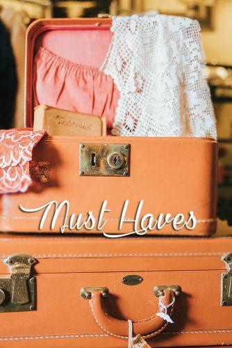 honeymoon packing list luggage with clothes