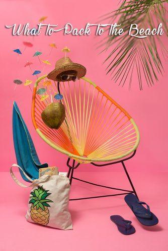 honeymoon packing list funny beach items