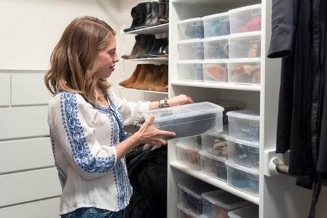 Working with a Professional Organizer