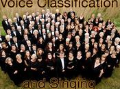 Voice Classification Singing