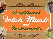 Traditional Irish Music Instruments History Origins