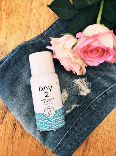 Day 2: Dry Shampoo For Your Clothes
