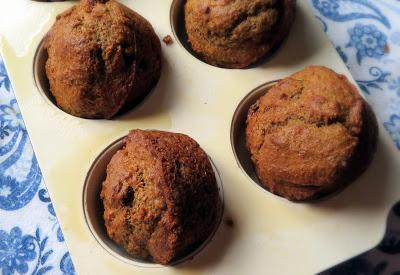 Refrigerator Bran Muffins