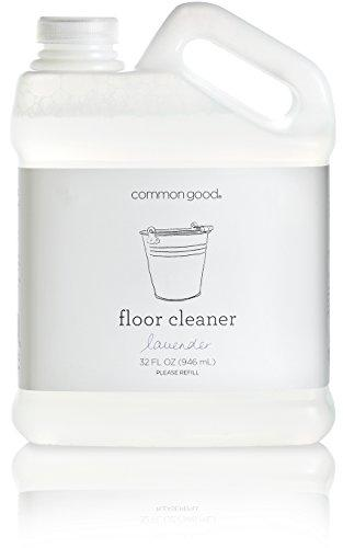 Common Good Floor Cleaner Lavender 32oz