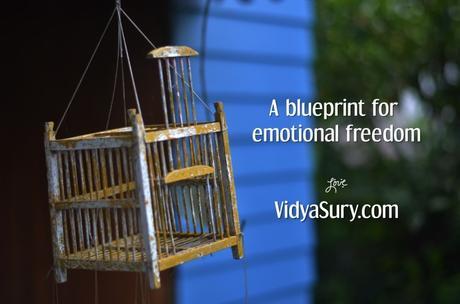 Emotional Freedom Exercise #AtoZChallenge #SelfHelp