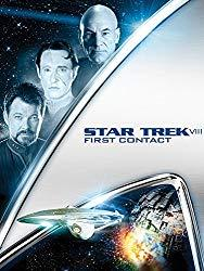 Image: Watch Star Trek VIII: First Contact | Capt. Picard and his crew follow the Borg back in time to stop them from preventing Earth from initiating first contact with Vulcans