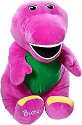 Image: Fisher-Price Barney, Speak 'n Sing Jumbo Barney | Sing along with Barney, a family favorite for decades