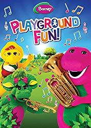 Image: Barney: Playground Fun - DVD | Carey Stinson (Actor), Dean Wendt (Actor), Fred Holmes (Director), Jim Roley (Director)