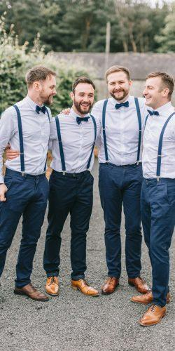 wedding dress code for garden shirt with suspenders bow tie amy lou phototgraphy
