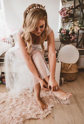 real wedding the woods of jervis bay bride put shoes nathan lapham
