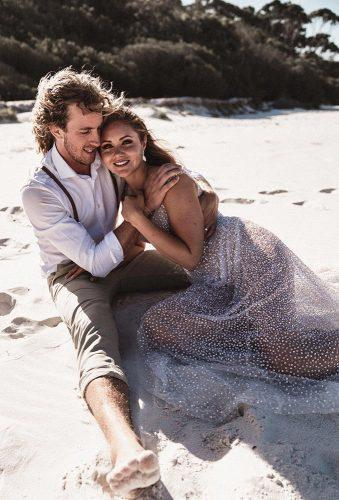 real wedding the woods of jervis bay bride and groom nathan lapham