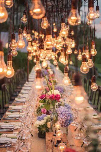 wedding splurges table decor incredible lightning studioimpressions