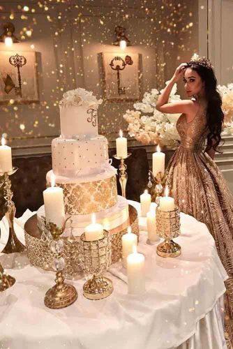 wedding splurges chic table decor savostikova_kris