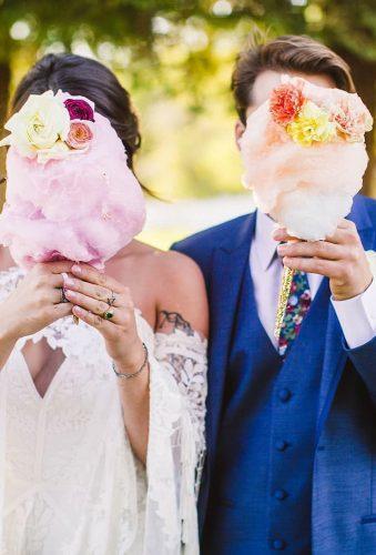 wedding splurges icecreem face jonathan david miller