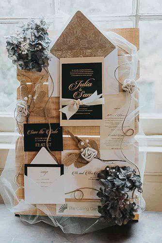 wedding splurges invitations stationery ashley anna photography