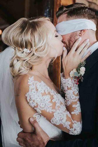 wedding splurges bridal makeup hairstyle thealexlasota