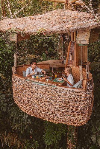 wedding splurges bali romantic couple honeymoon