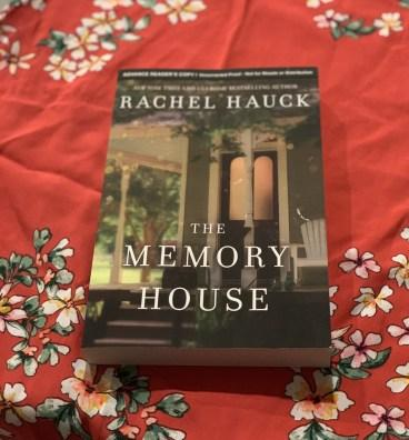 AUDRA JENNINGS BLOG TOUR: The Memory House by Rachel Hauck
