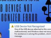 Effortless Ways Device Recognized Error