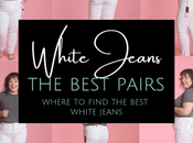 Best White Jeans: Reviewing Over Pairs