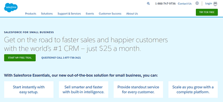 5 Best CRM Software for Small Scale Business in 2019 - Paperblog