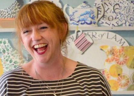 Writers on Location – Lisa Blower on Stoke-on-Trent