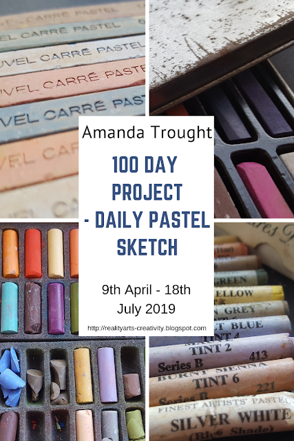 100 Day Project Challenge -  Time for a Change
