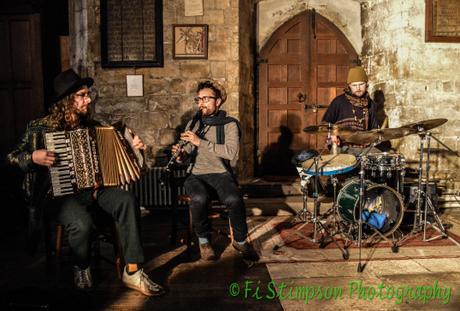 Gig review: Don Kipper, Crowland Abbey, 7th April 2019 @DonKipper @CrowlandAbbey #DonKipper #CrowlandAbbey #TurkishMusic #TurkishFasil #JewishMusic #Klezmer #RomaniMusic #GreekMusic #GreekRebetiko #NorthAfricanMusic #MacedonianMusic