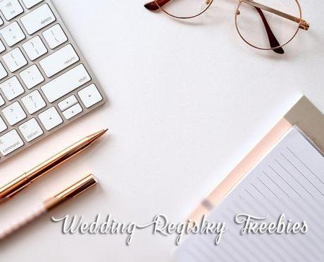wedding freebies wedding registry freebies
