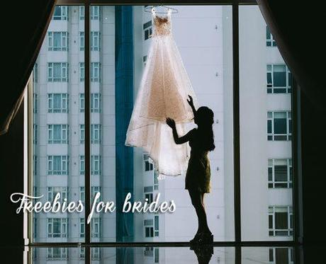 wedding freebies freebies for brides