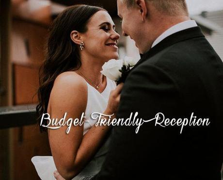 wedding freebies budget friendly reception
