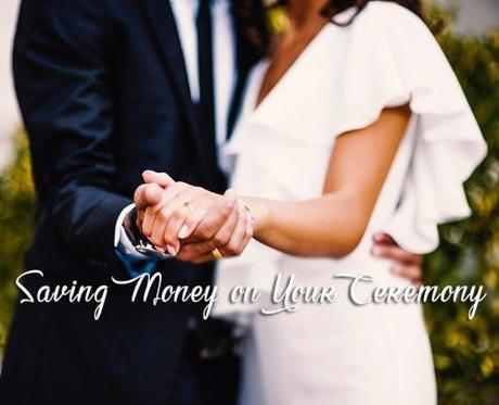 wedding freebies saving money on your ceremony
