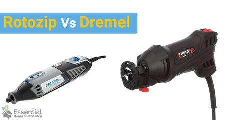 Dremel Vs. Rotozip – Which One Should You Buy?