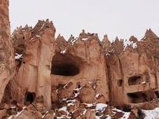 Cappadocia Winter Surreal Breathtaking