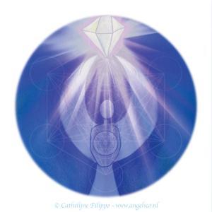 Full moon meditation with Metatron: Moon of Awakening on April 19