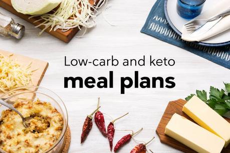 This week's meal plan: Low carb: Dairy free #1
