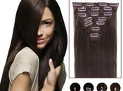 Hair Extensions Three Ways