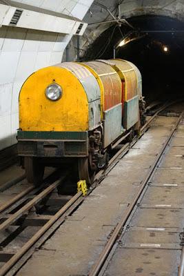 Walking Mail Rail
