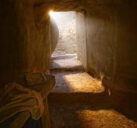 Meeting the risen Jesus in the tomb